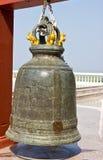 2443 antycznych dzwonu żelaza rok Zdjęcie Royalty Free
