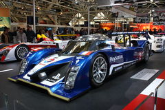 24H Le Mans race car - Peugeot 908Hdi Stock Photos