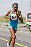 24th Belgrade Marathon 2011. Royalty Free Stock Images