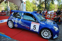 25° RALLY PREALPI OROBICHE Stock Images