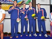 25ème été Universiade Image stock