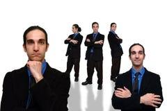25企业小组 免版税库存照片