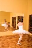 25芭蕾舞女演员 免版税图库摄影