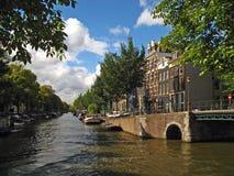 25阿姆斯特丹 免版税库存照片