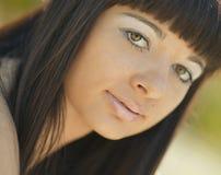 25 лет красивейшей девушки старых молодых Стоковое Изображение RF