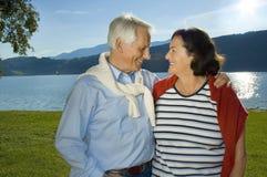 25 40 älskar år Fotografering för Bildbyråer