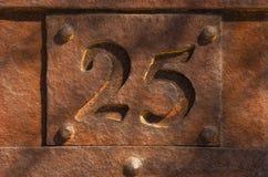 25 Στοκ Εικόνα