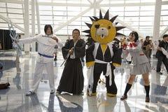 25 anime 2008 expo Obrazy Royalty Free