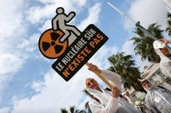 25 anos após o disastre nuclear de Tchernobyl Imagens de Stock