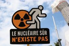 25 ans après le désastre nucléaire de Tchernobyl Photo libre de droits