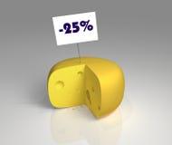 25 dyskontowych procentów Zdjęcie Stock