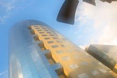 25 företags byggnader Fotografering för Bildbyråer