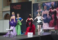 25 hairdresses конкуренции составляют Стоковое Изображение RF