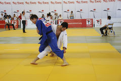 25° International Judo Tournament Royalty Free Stock Photos