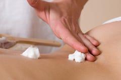 25 masaż. Fotografia Stock