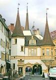 25 miast stare lusterka Zdjęcie Stock