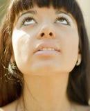 25 pięknej dziewczyny starych rok młodych Fotografia Royalty Free