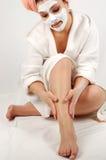 25 salon spa Στοκ εικόνα με δικαίωμα ελεύθερης χρήσης