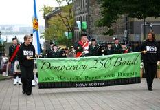 250 ans de démocratie Image libre de droits