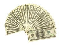2500 долларов Стоковая Фотография