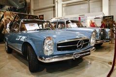 250sl benz Mercedes w113 Zdjęcia Stock