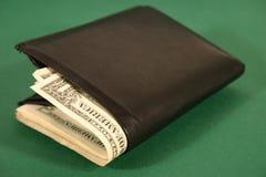 我货币钱包 免版税库存图片
