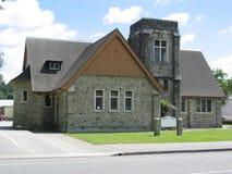 教会新西兰 库存照片
