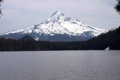 敞篷湖丢失的挂接 免版税库存图片