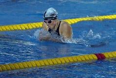 25ste UNIVERSIADE die - zwemt Royalty-vrije Stock Afbeeldingen