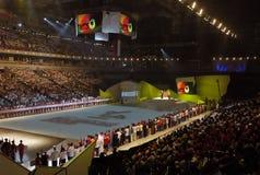 25th 8 2009 belgrade universiade Στοκ Εικόνες