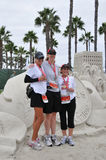25th Long Beach Marathon 2009 Stock Photo