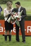 25th Sparkasse Race Day in Düsseldorf , Germany. Royalty Free Stock Photo