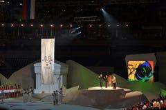 25th universiade лета Стоковое Фото
