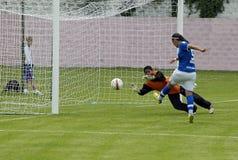 25th universiade футбола Стоковая Фотография
