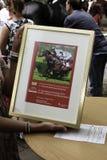 25to Día de la raza de Sparkasse en el sseldorf del ¼ de DÃ, Alemania. Imagen de archivo