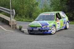 26° Rally Prealpi Orobiche Stock Images