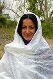 26伊拉克老妇人yr 免版税库存图片