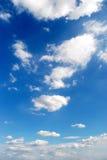 26朵云彩 图库摄影