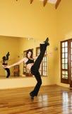 26舞蹈演员 库存照片