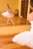 26芭蕾舞女演员 免版税库存图片