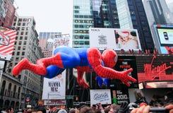 26 благодарение парада s в ноябре macy 2009 дней Стоковая Фотография