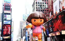 26 2009天macy 11月游行s感恩 图库摄影