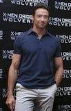 26 2009年演员城市jackman的休可以墨西哥 库存照片