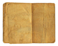 26 Antique Book. Old background paper with actual illustration on the edge Stock Images