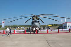 26 helikopter mi Royaltyfria Foton