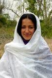 26 Jahr-alte irakische Frau Lizenzfreie Stockbilder