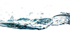 26 kropli wody. Zdjęcia Stock