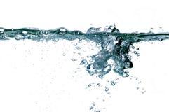 26 kropli wody. Obraz Stock