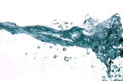 26 kropli wody. Zdjęcie Stock