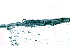 26 kropli wody. Obrazy Stock